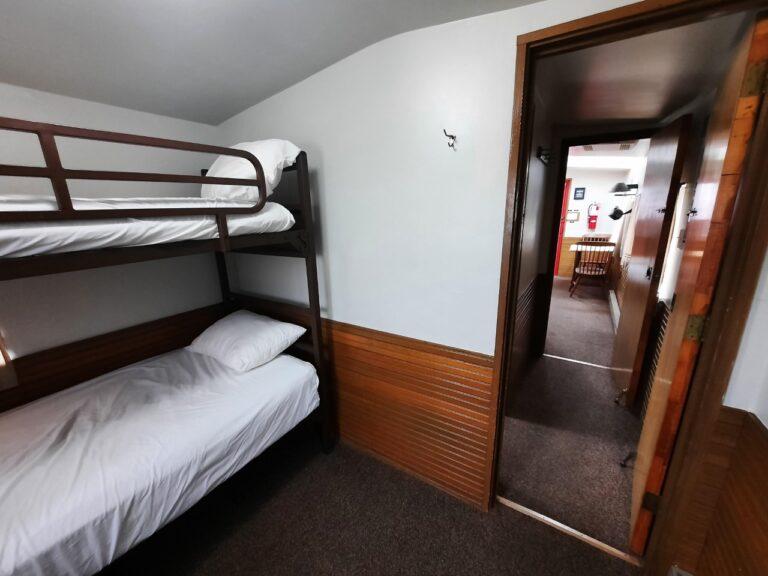 Caboose Back Room